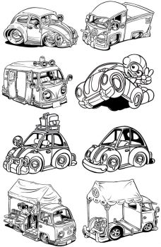 Auto and Bike Art favourites by Jetster1 on DeviantArt