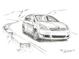 Volkswagen Golf 2 by judge-design on DeviantArt