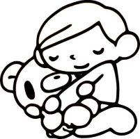 Baby Gloomy Coloring Page by RaynChan212921 on DeviantArt