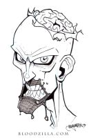Inktober Dracula by RobbVision on DeviantArt