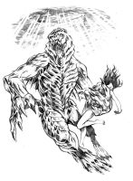 Creature from the Black Lagoon by AdamWithers on DeviantArt