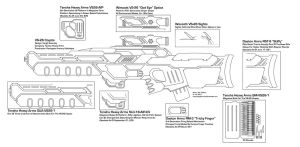 Halo Energy Sword: Blueprints by Laitz on DeviantArt