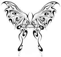 Butterfly Wings tattoo by DarlingBeatrice on DeviantArt