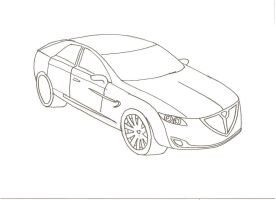 Lancia Thema by LorenzoItaly on DeviantArt