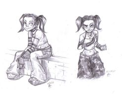 Mikey and Angel by ActionKiddy on DeviantArt