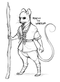 Redwall favourites by Lenzy11 on DeviantArt