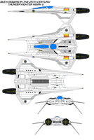 Serpent Class Ranger T20 100 dton Scout-Courier by