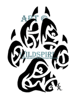 Yin-Yang Celtic Cat Tattoo by WildSpiritWolf on DeviantArt
