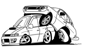 Toyota MR2 AW11 by RSSSD on DeviantArt