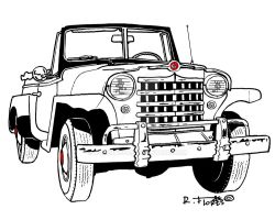 Land Rover Series II by Roberto67 on DeviantArt