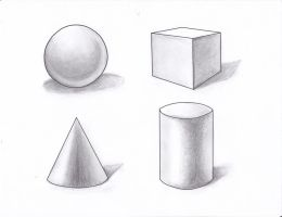 Shading Exercise Worksheet By Halasaar01 On Deviantart