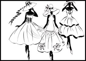 Female hats by ELRO66 on DeviantArt