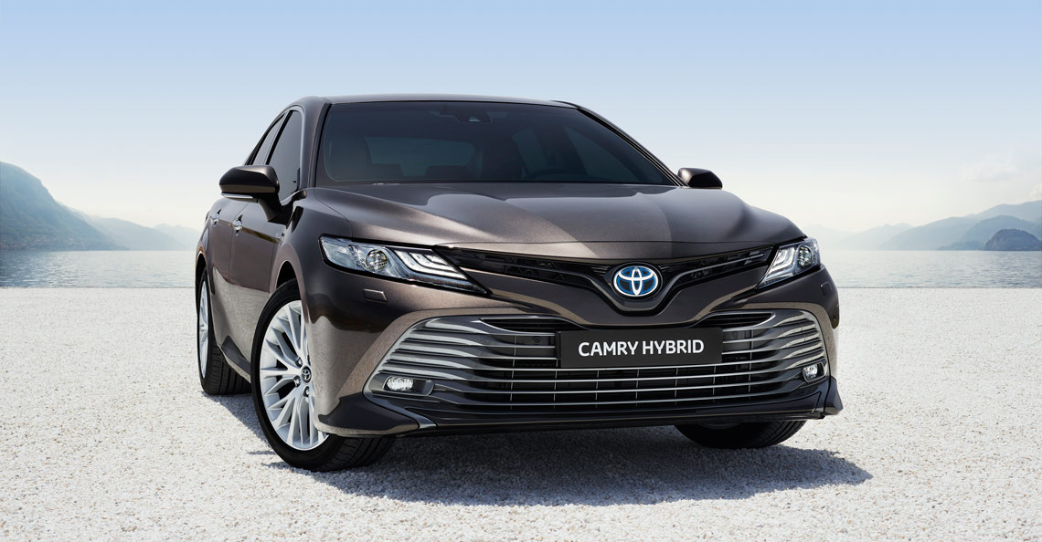 brand new toyota camry hybrid grand all avanza 2016 luxury sedan the is built around global architecture tnga platform making drive even more enjoyable a highly rigid body