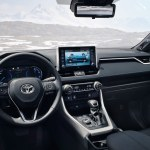New Toyota Rav4 Modern Suv All Hybrid Without Compromise