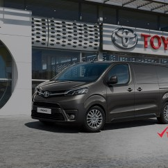 All New Camry Commercial Kijang Innova Type G Toyota Bespoke Vehicle Conversions Uk
