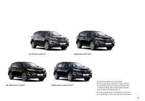 Toyota RAV4 E-Broschüre