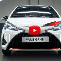 Toyota Yaris Trd Limited Grand New Avanza Interior Grmn Edition Told From A Unique Perspective We Follow The Journey Of First Through Our Factory Forging Its Race Bred Body Right To Test