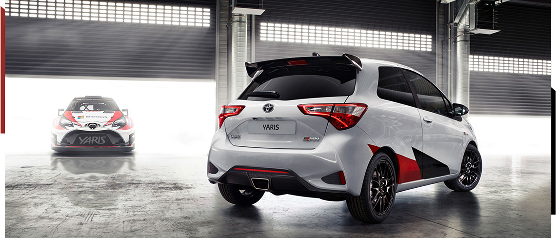 toyota yaris 2017 trd parts filter oli grand new avanza grmn limited edition the wrc this has inspired a full blooded hot hatch tuned and tested on nurburgring s nordschleife