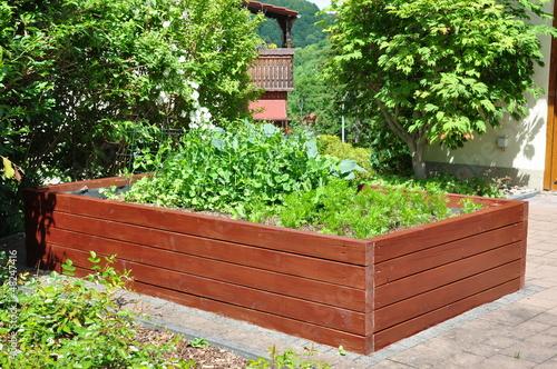 hochbeet im garten ein neues projekt aus polen   moregs, Garten und erstellen