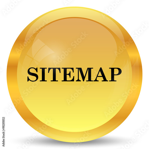 """sitemap Icon"" Stock Photo And Royaltyfree Images On"