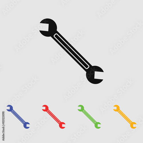 Spanner Wrench: Spanner Wrench Icon