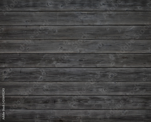 Black Rustic Background