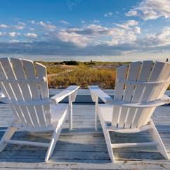 Cape Cod Beach Chair Restaurant High Chairs On At Sunset Massachusetts Usa