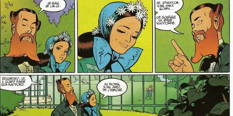 Charlotte de Belgique, héroïne tragique d'une bande dessinée
