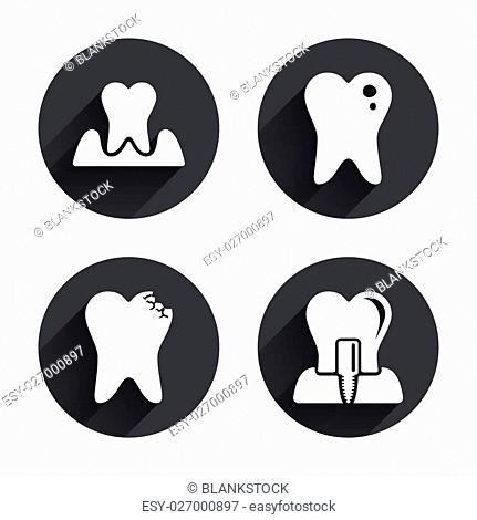 dentistry symbol stock photos