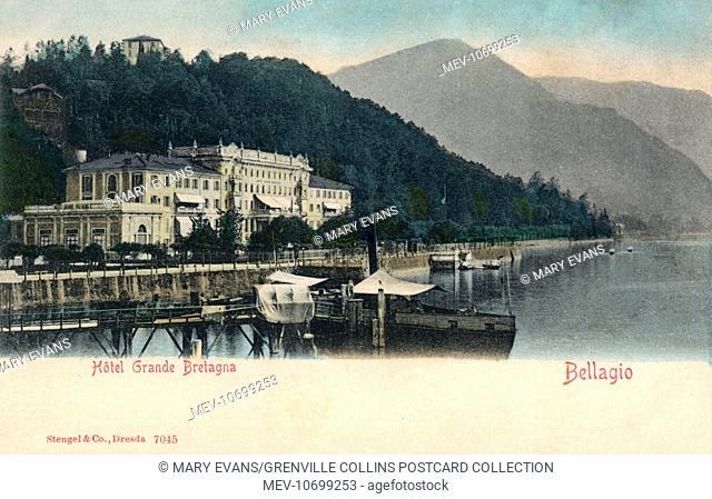 Hotel Grande Bretagne Stock Photos And Images Agefotostock