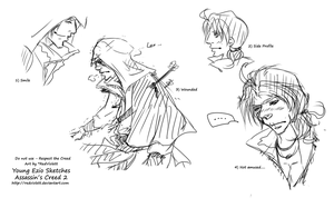 Sketchdump on Airplane by Tio-Trile on DeviantArt