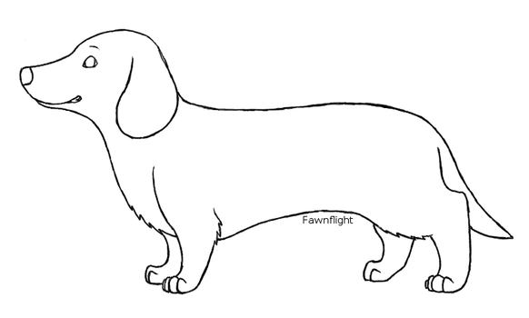 Dachshunds of Course favourites by PHarold on DeviantArt