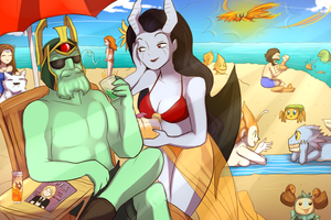 Dota2 Responses Week Day 7 Collection By Keterok On