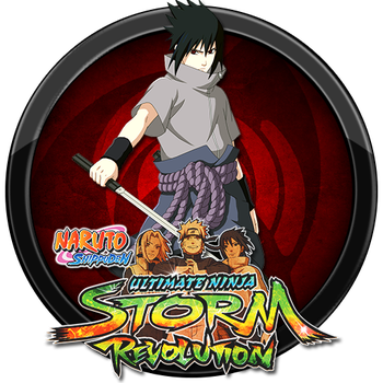 Naruto Shippuden UNS Revolution Icon Collection By