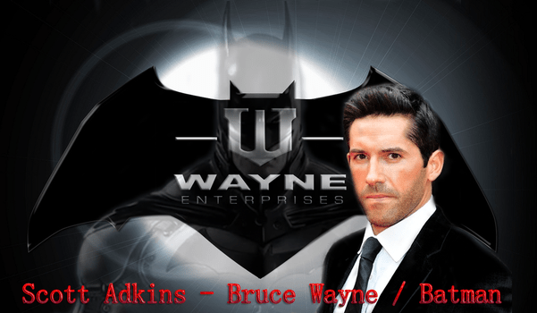 Bruce How Wayne Tall