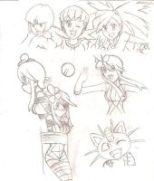 May and Flannery Bound Gagged by Anime-Gagged on DeviantArt