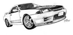 NISSAN GTR 2000 by mehmetmumtaz on DeviantArt