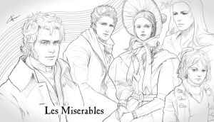Les Miserables in Text by ravenandwren on DeviantArt