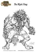 Halloween Special: The Werewolf by Anastas-C on DeviantArt