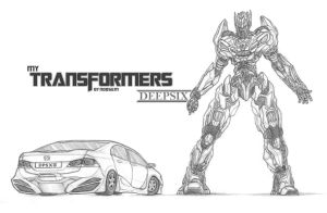 My Transformers Outlaw by NooSem on DeviantArt
