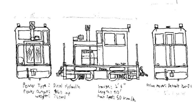 Browsing Technical Drawings on DeviantArt