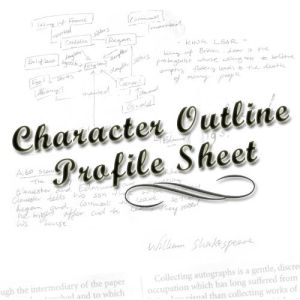 Character Profile Outline by KittyFelone on DeviantArt