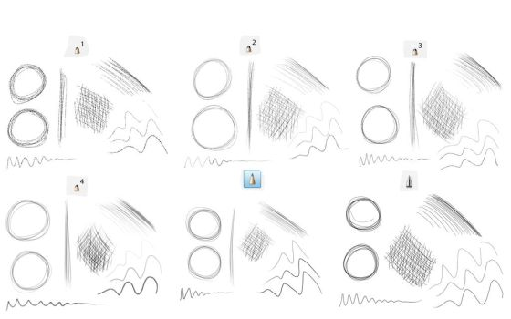 SketchBook Brushes favourites by hong-hui-lin-shenmu on