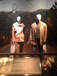 Vintage costumes from Hunger Games