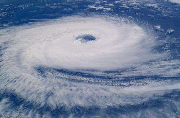 Cómo se forma un tifón