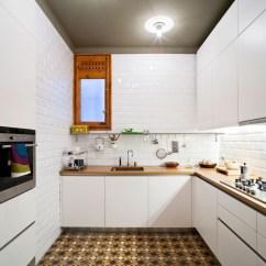 Small Kitchen Plans Rolling Carts 整理好厨房小家电 瞬间扩大5 家居最前线 关注家居实时热点新闻 1 收纳之前该做的事