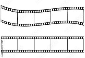 Fototapete filmrolle