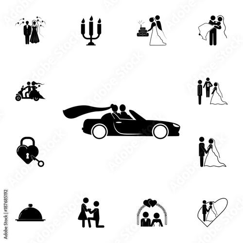 GamesAgeddon  Hochzeit Iconset  Schwarz  Lizenzfreie Fotos Vektoren und Videos kaufen und