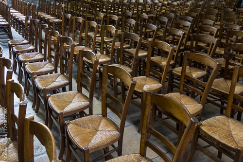 advanced church chairs leather office chair no wheels for parishioners in a catholic buy photos ap