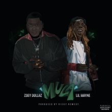 Zoey Dollaz – Mula (Remix) Instrumental ft. Lil Wayne